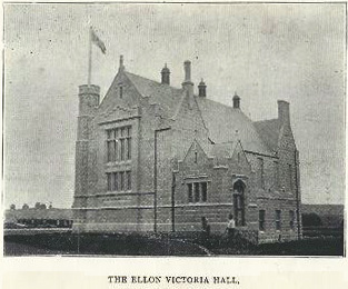 Victoria Hall in Early 1901
